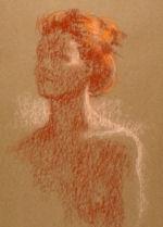 Head in Shadow